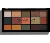 Makeup Revolution Re-Loaded paletka očních stínů Iconic Division 15 x 1,1 g