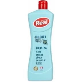 DÁREK Real Chlorax Gel dezinfekční čistič, bělí a odstraní zápach 650 g