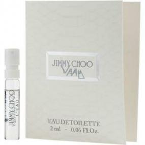 Jimmy Choo L Eau toaletní voda pro ženy 2 ml vialka