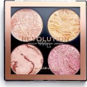 Makeup Revolution Cheek Kit Fresh Perspective paletka na tvář 8,8 g