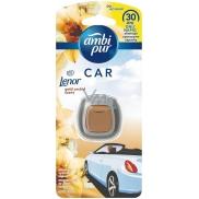 Ambi Pur Car Lenor Gold Orchid - Zlatá orchidej osvěžovač vzduchu do auta 2 ml