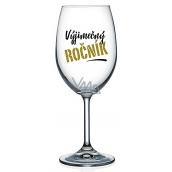 Nekupto Na Zdraví sklenice na víno Výjimečný ročník 440 ml
