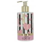 Vivian Gray Love Bomb luxusní tekuté mýdlo s dávkovačem 250 ml
