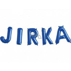 Albi Nafukovací jméno Jirka 49 cm