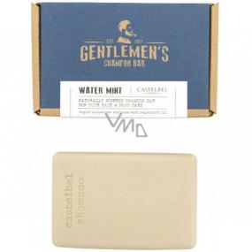 Castelbel Vodní máta 2v1 tuhý šampon na vlasy a tělo pro muže 180 g