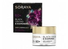 Soraya Black Orchid Černá orchidej + Diamantový prášek zpevňující krém na den/noc 60+ 50 ml