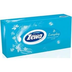 Zewa Everyday papírové kapesníčky 2vrstvé 100 kusů krabička