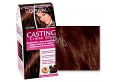 Loreal Paris Casting Creme Gloss barva na vlasy 535 čokoláda