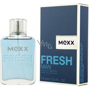 Mexx Fresh Man toaletní voda 50 ml