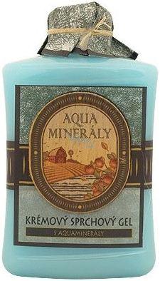 Bohemia Natur Aqua Minerály krémový sprchový gel 300 ml