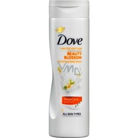 Dove Beauty Blossom tělové mléko pro všechny typy 250 ml