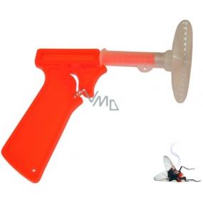 DÁREK Plácačka na mouchy pistole 1 kus
