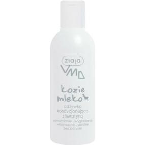 Ziaja Kozí mléko výživný kondicionér na vlasy 200 ml