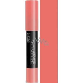 Gabriella Salvete Chubby Lips Lipstick Butter rtěnka 01 Strawberry Shake 2 g