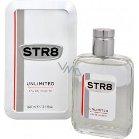 Str8 Unlimited toaletní voda pro muže 100 ml
