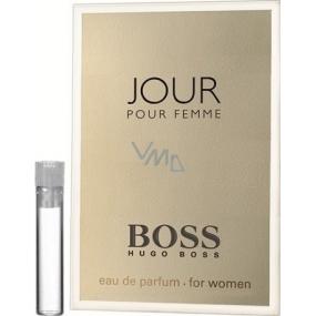 DÁREK Hugo Boss Jour pour Femme parfémovaná voda 1,5 ml, Vialka