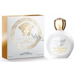 Versace Eros pour Femme tělové mléko 200 ml