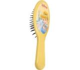 Disney Princess Popelka kartáč na vlasy pro děti 18 cm