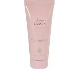 Lanvin Jeanne tělové mléko pro ženy 50 ml