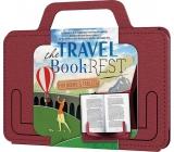If The Travel Book Rest Cestovní držák na knihu/tablet Hnědý 180 x 10 x 142 mm