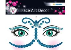Herma Face Art Decor Tetování na obličej 15307