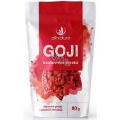Allnature Goji kustovnice čínská sušené plody symbol zdraví 80 g
