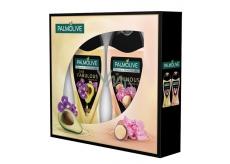 Palmolive Aroma Luminous + Fabulus sprchový gel 2 x 250 ml kosmetická sada
