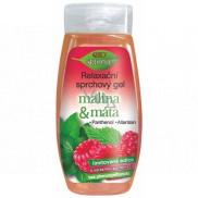 Bione Cosmetics Malina & Máta relaxační sprchový gel 250 ml