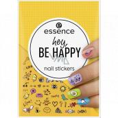 Essence Hey, Be Happy Nail Stickers nálepky na nehty 57 kusů