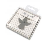 Nekupto Dárková klíčenka pro štěstí Jsi můj anděl 4 cm