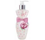 Moja Ruže s lupeňmi tekuté mydlo dávkovač 300 ml