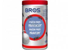 Bros Insekticid Prášek proti mravencům 100 g