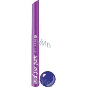 Essence Nail Art Pen pero na zdobení nehtů 05 Deep Purple 3 ml