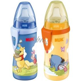 Nuk Disney Active Cup silikonové pítko 12+ měsíců láhev plastová 300 ml