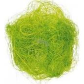 Tráva ze sisalu dekorační 30 g