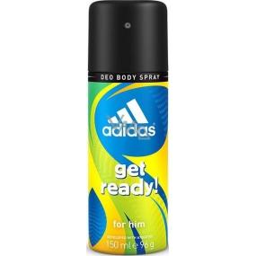 Adidas Get Ready! for Him deodorant sprej 150 ml