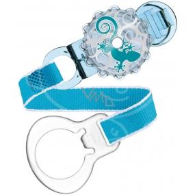 Mam Twist Clip pásek šidítko různé motivy a barvy 1 kus