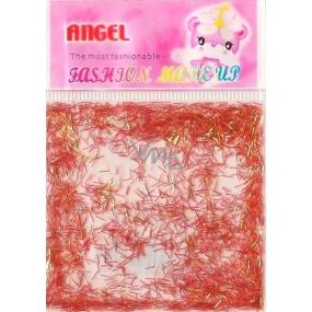 Angel Ozdoby na nehty pásky červené 2 g