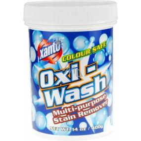 Xanto Oxi Wash odstraňovač skvrn prášek 400 g