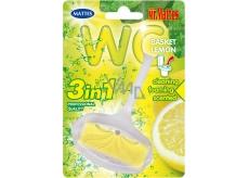 Mr. Mattes 3v1 Citron Wc závěs 40 g