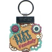 Albi Knížka se jménem na klíče Svět podle Venduly 6 x 9,5 cm