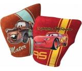 Disney Cars McQueen mycí žínka pro děti 18,4 x 26,7 x 1 cm 1 kus