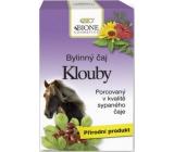 Bione Cosmetics Bio Klouby bylinný čaj XL 20 sáčků po 2 g