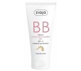 Ziaja BB krém normální, suchá a citlivá pleť SPF 15 02 Natural 50 ml