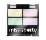 Miss Sporty Studio Colour Quattro oční stíny 416 Unicorn Swag 3,2 g