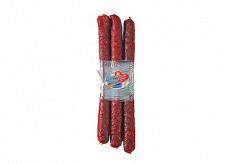 Bow Wow Klobásy uherské s kolagenem doplňkové krmivo pro psy 6 kusů