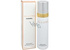 Chanel Allure deodorant sprej pro ženy 100 ml