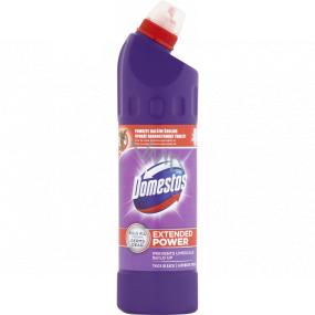 Domestos Extended Power Lavender Fresh tekutý desinfekční a čisticí prostředek 750 ml