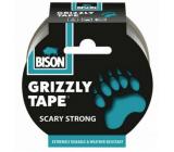 Bison Grizzly Tape lepicí páska opravná stříbrná, šíře pásky: 50 mm s návinem o délce 10 m