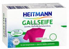 Heitmann Gallseife žlučové mýdlo pro odstraňování všech druhů skvrn 100 g